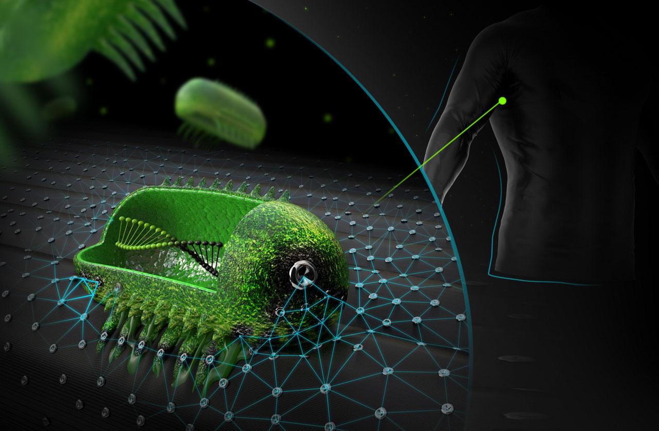Anti-bacteria technology